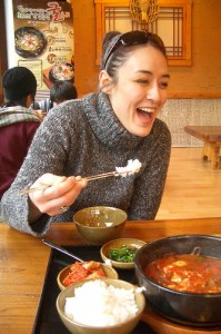 """Oh my... rice IS fun!!"" by Anjuli"